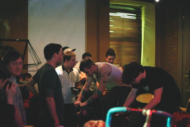 Фотографии с вечеринки Velocafe. Изображение № 4.