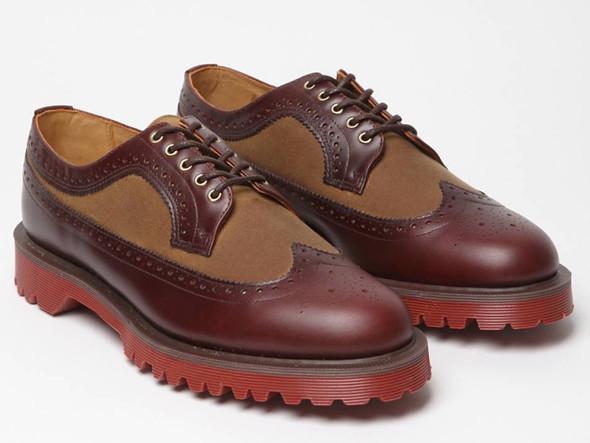 Крутой замес: Новая коллекция ботинок Dr Martens. Изображение № 12.