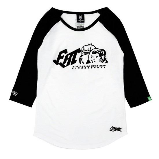 Billionaire Boys Club выпустили совместную коллекцию одежды с китайской маркой Fingercroxx. Изображение № 5.