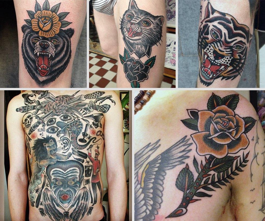 Что публикуют в своих Instagram известные татуировщики. Изображение №12.