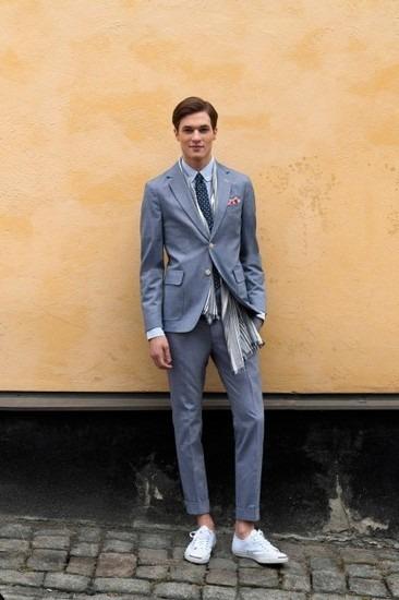 Марка Gant Rugger представила лукбук весенней коллекции одежды. Изображение № 3.