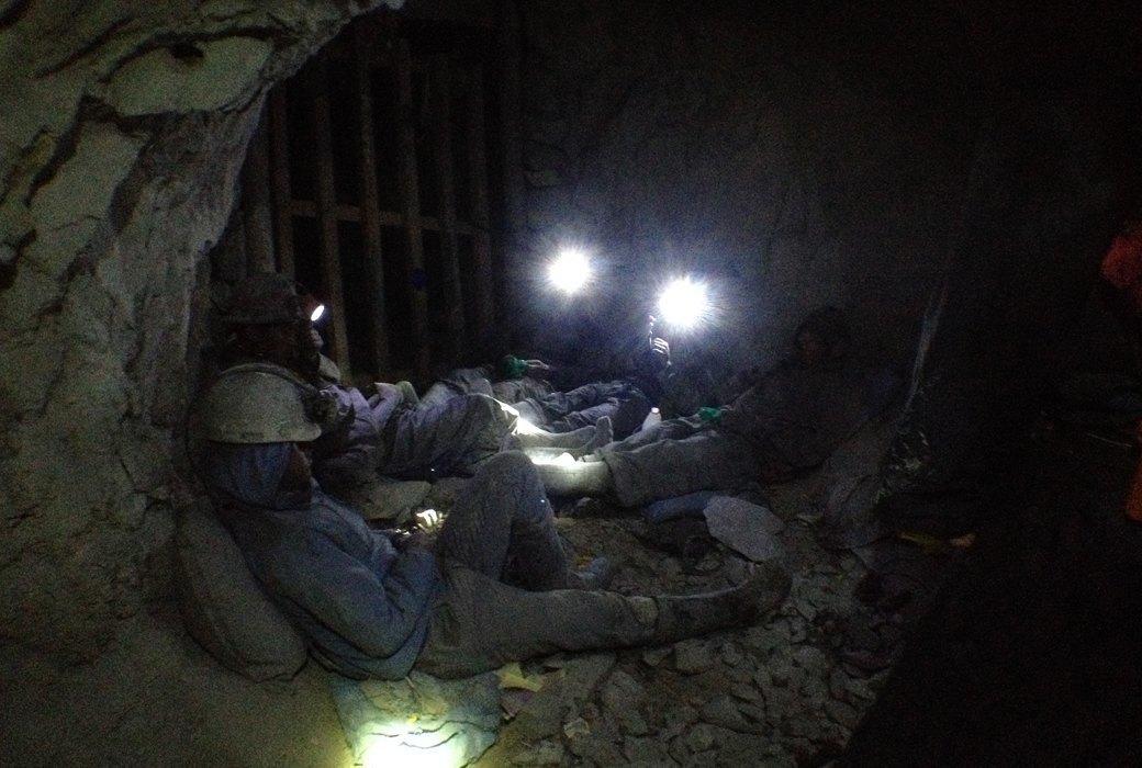 Гора, которая ест людей: Как я провёл день в шахте серебряного рудника. Изображение № 9.