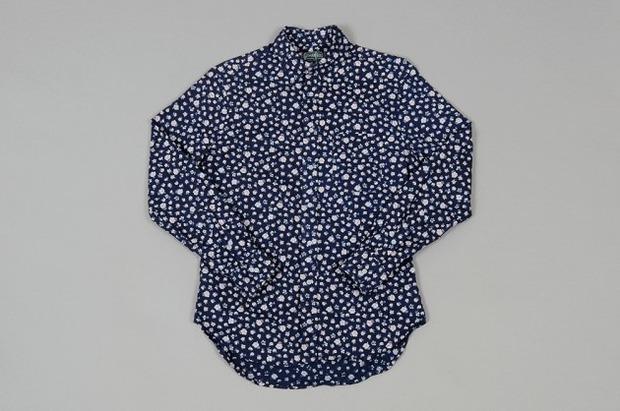 Марка Gitman Bros. представила новую коллекцию рубашек своей линейки Holiday. Изображение № 4.