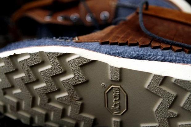 Дизайнер Ронни Фиг и марка Sebago выпустили капсульную коллекцию обуви. Изображение № 10.