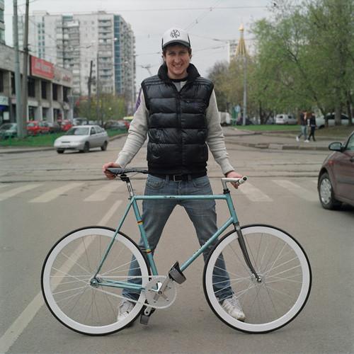 Члены сообщества Fixed Gear Moscow. Изображение № 6.