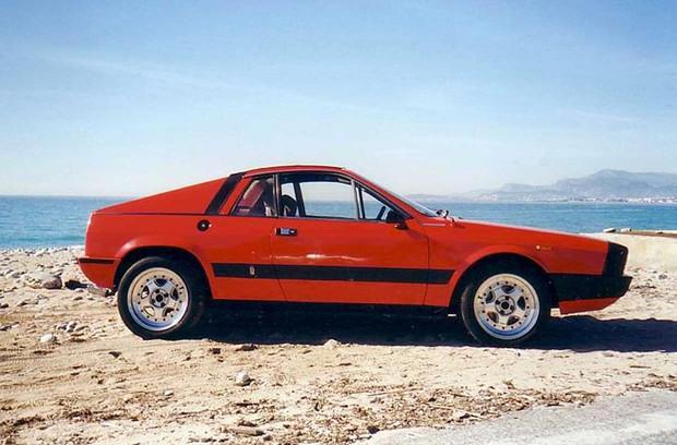 Lancia Beta Monte Carlo . Изображение № 8.
