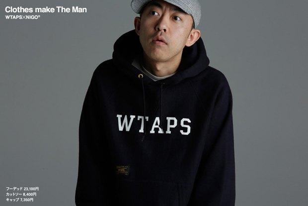 Дизайнер Ниго снялся в новом лукбуке марки Wtaps. Изображение № 3.