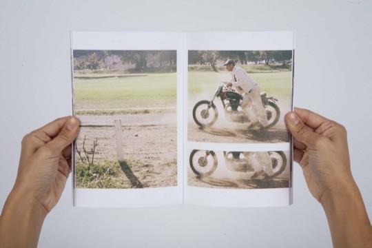 Марка Vans OTW выпустила видео и фотоальбом, посвященные старейшей мотогонке Калифорнии. Изображение № 2.