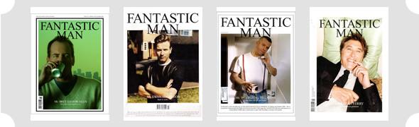 Изображение 23. Special Issue: Мужской журнал о моде Fantastic Man.. Изображение № 7.