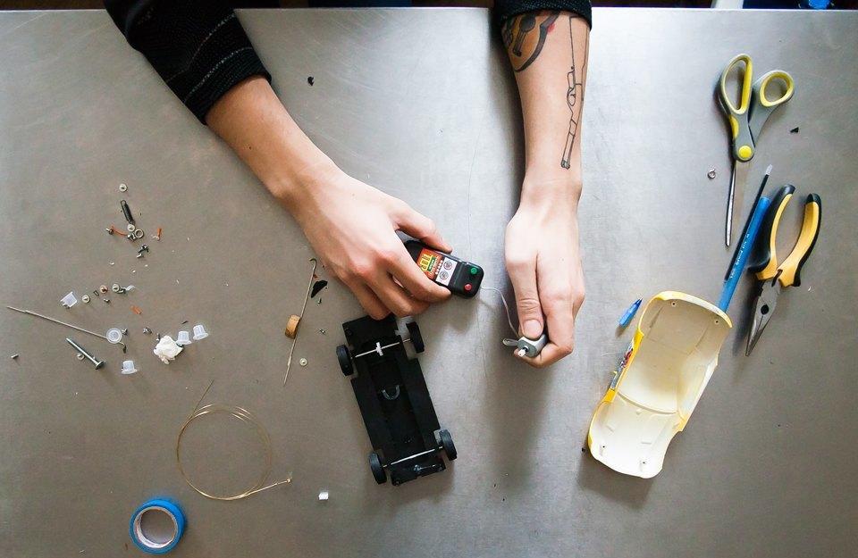 Как сделать тату-машинку своими руками. Изображение № 5.