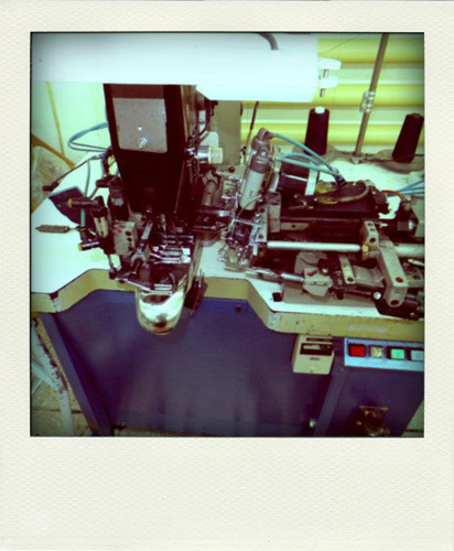 Фотографии с фабрики, где производятся вещи Grunge John Orchestra. Explosion. Изображение № 16.