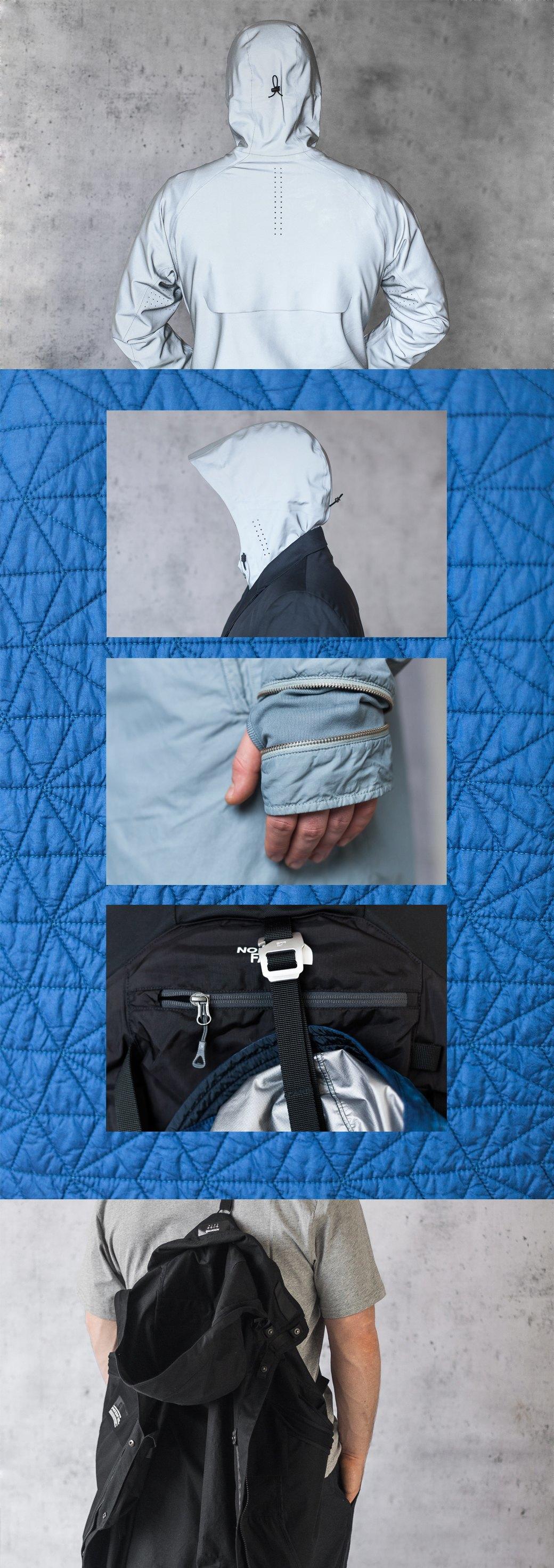 Внимание к деталям: Путеводитель по элементам технологичной одежды. Изображение № 1.