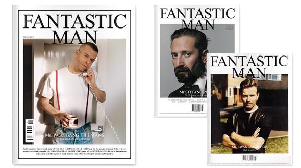 Дай пять: Любимые мужские журналы Анзора Канкулова. Изображение № 5.
