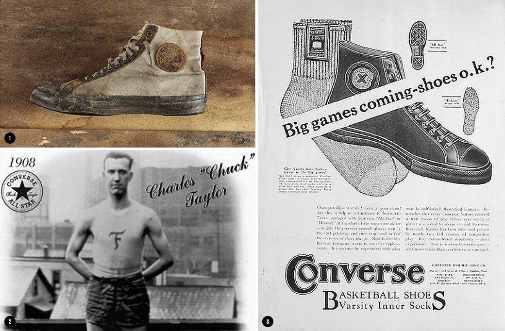 Кеды: История самой простой спортивной обуви в мире и СССР. Изображение №3.