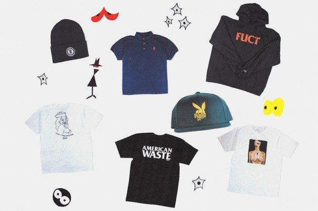 Марка FUCT опубликовала второй лукбук осенней коллекции одежды. Изображение № 14.