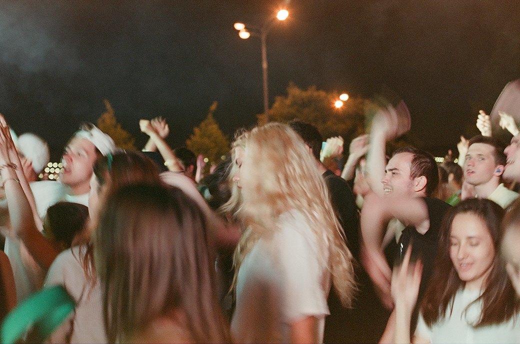 Фоторепортаж с фестиваля Faces & Laces в парке Горького. Изображение № 37.