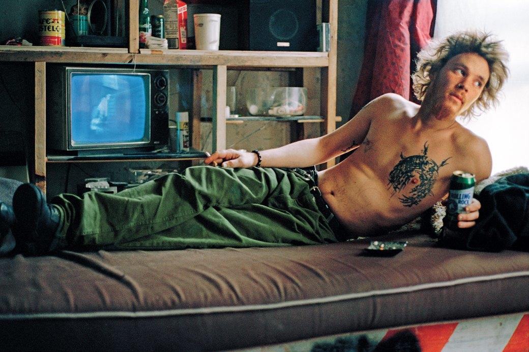Жизнь нью-йоркских сквотеров в фотопроекте Эш Тэйер. Изображение № 1.