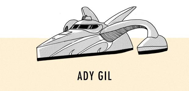 Космические корабли: 5 лодок будущего —от личных «акул» до лайнера-государства. Изображение № 2.