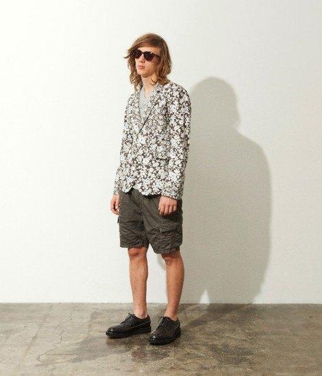 Японская марка Nonnative представила весеннюю коллекцию одежды. Изображение № 14.