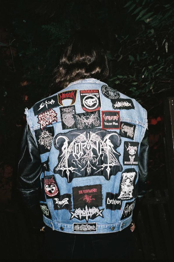 Цельнометаллическая оболочка: Путеводитель по курткам металлистов в формате фоторепортажа. Изображение № 42.