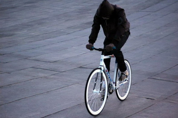Fixed Gear Moscow на крыше «Олимпийского». Изображение № 31.