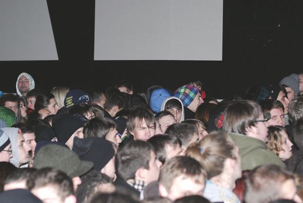 Бас атакует: Репортаж с фестиваля Dubstep Planet. Изображение № 2.