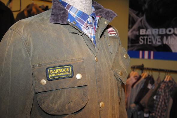 Мотоциклетная куртка International. Была очень любима актером Стивом Маккуином.. Изображение № 4.