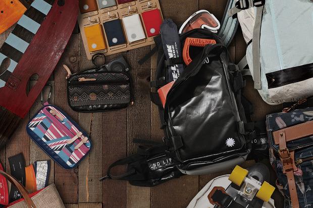 Японская марка Master-Piece представила новую коллекцию городских рюкзаков и сумок. Изображение № 1.
