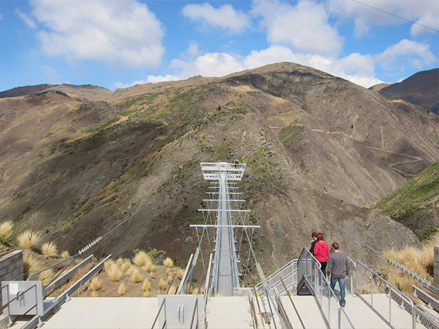 Прыгну со скалы: Как я объехал Новую Зеландию, чтобы совершить прыжок с тарзанкой с высоты 134 метра. Изображение № 59.