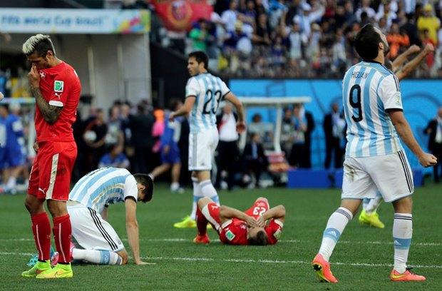 Грустные футболисты: Самый трагичный Tumblr-блог в истории современного спорта. Изображение № 28.