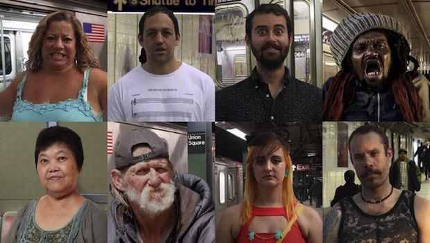 Антропологи выявили 43 вида сумасшедших, живущих в подземке Нью-Йорка. Изображение № 1.