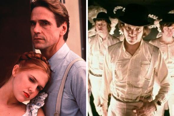 Кадры из фильмов «Лолита» и «Заводной апельсин». Изображение №37.