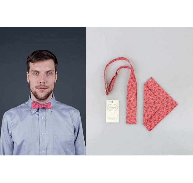 Московская марка Chehov выпустила новую коллекцию бабочек и галстуков. Изображение № 11.