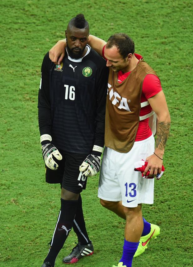 Грустные футболисты: Самый трагичный Tumblr-блог в истории современного спорта. Изображение № 20.