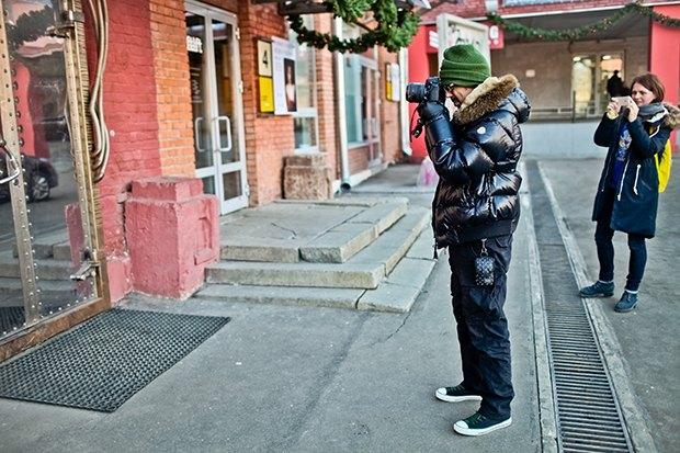 «Если уж нарушать закон, причина должна быть веской»: День с граффити-ветераном Futura 2000. Изображение № 6.