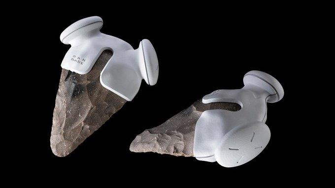 Man Made: Орудия доисторической эпохи, реконструированные на 3D-принтере. Изображение № 8.
