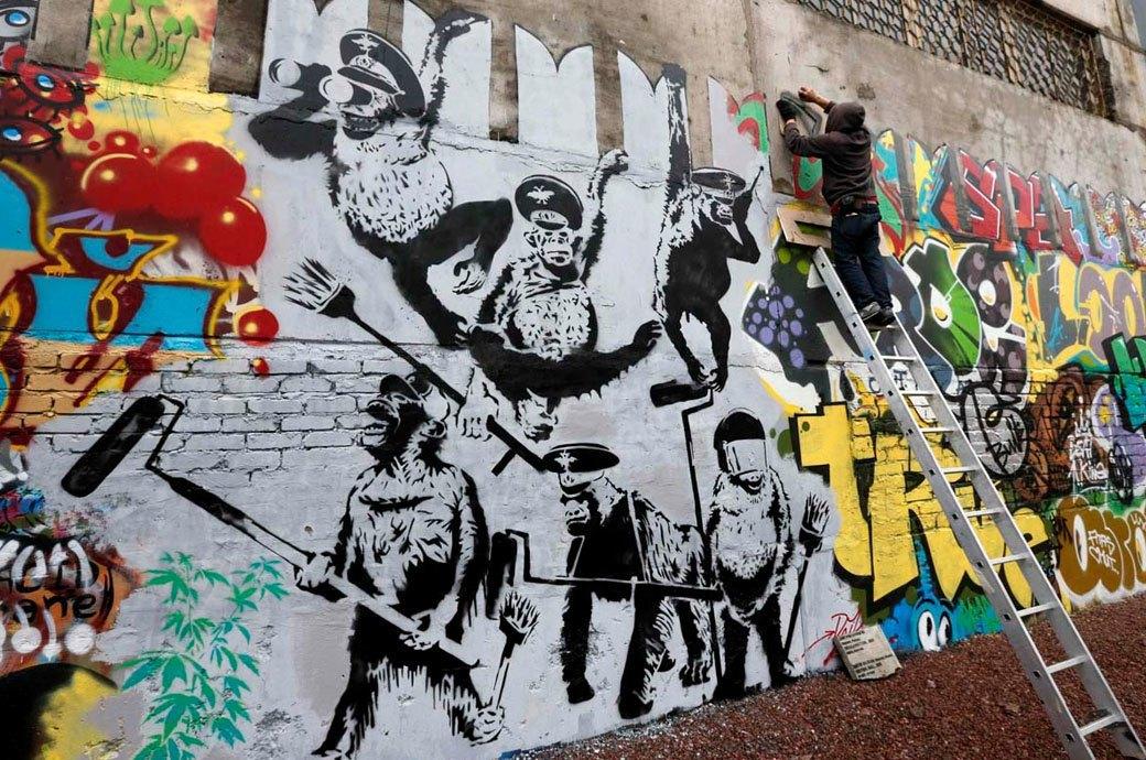Для чего в Питере открыли музей уличного искусства и чьи работы там будут показывать. Изображение № 11.
