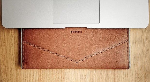 Новая марка: Кожаные аксессуары Handwers. Изображение № 10.