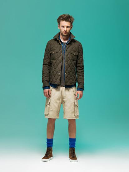 Марка Grunge John Orchestra. Explosion опубликовала лукбук новой коллекции одежды . Изображение № 1.