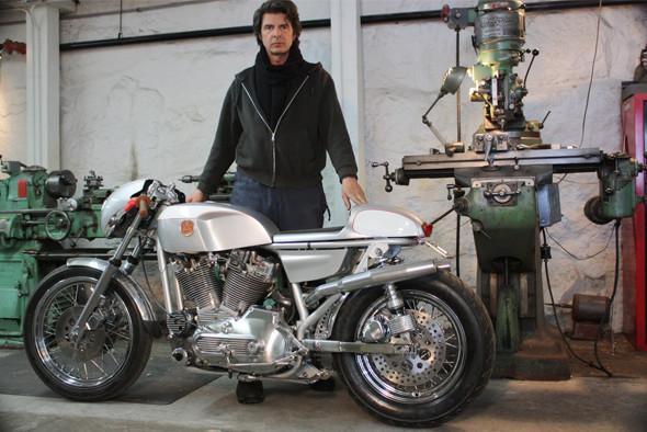 Дженерал Моторс: 10 самых авторитетных мотомастерских со всего мира. Изображение №50.