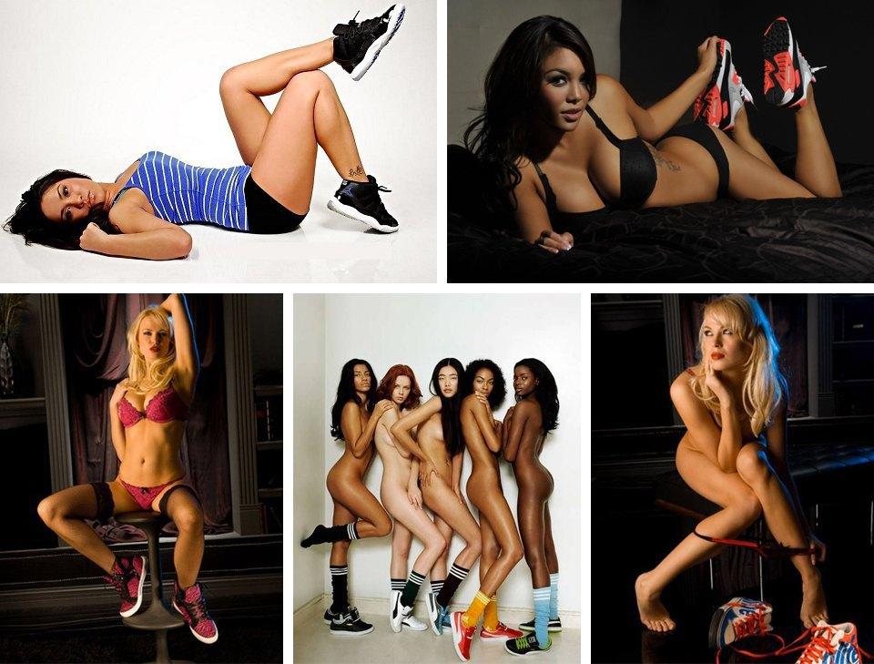 Sneaker porn: 10 Tumblr-блогов с красивыми девушками в кроссовках. Изображение № 6.