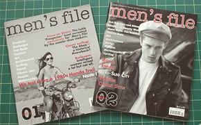 Журнал Men's File выпустил книгу Transportation. Изображение № 13.