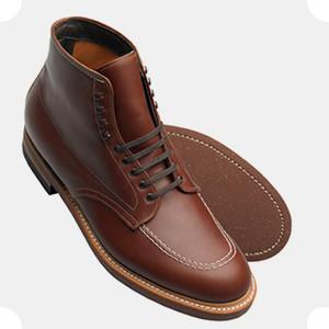 Изображение 6. Дай пять: альтернатива обуви Red Wing.. Изображение № 1.