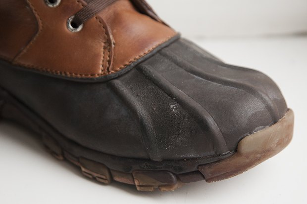 Детали: Ботинки после заморозки . Изображение № 5.