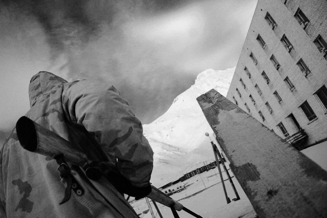 «А давайте все тут заморозим»: Как я провел две недели на Шпицбергене. Изображение № 14.