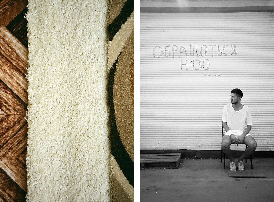 Уайт пауэр: Восточный базар и белая одежда. Изображение № 5.