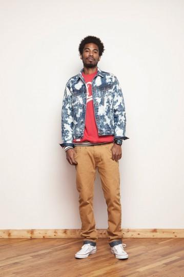 Американская марка 10.Deep выпустила лукбук весенней коллекции одежды. Изображение № 13.