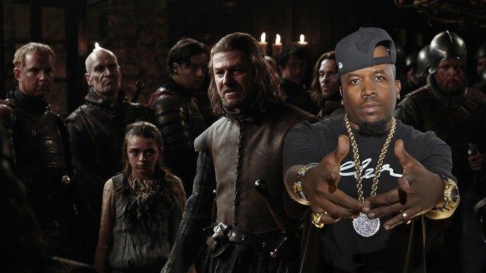 HBO выпустит рэп-микстейп к сериалу «Игра престолов». Изображение № 1.