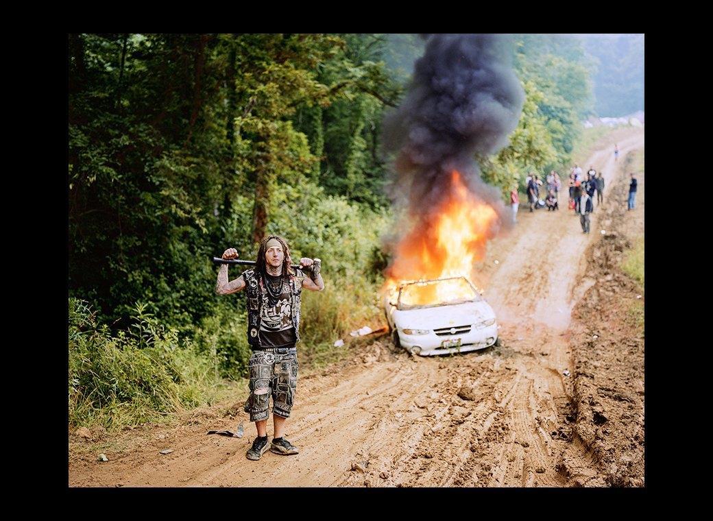Как живут члены анархистского сообщества «Левиафан» в штате Огайо. Изображение № 8.