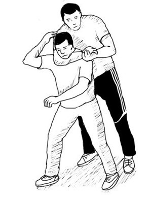 Игра в защите: 7 приемов самообороны. Изображение № 6.